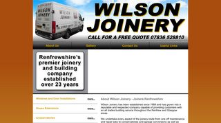Wilson Joinery