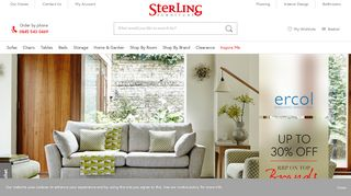 Sterling Home Furniture