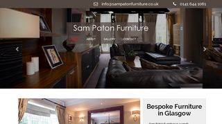 Sam Paton Furniture