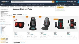 Amazon Massage Chairs
