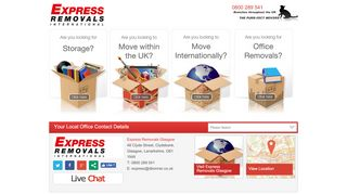 Express Removals International