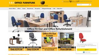 1-2-1 Office Furniture