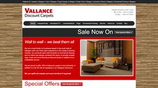 Valance Discount Carpets