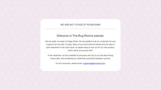 Rug Rooms